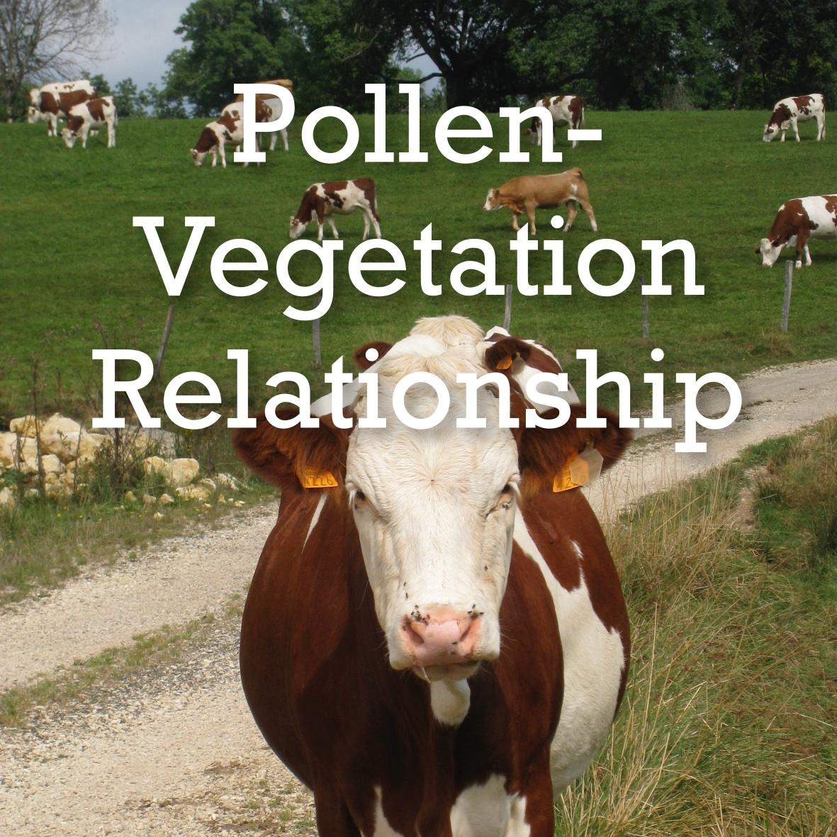 Pollen-Vegetation Relationship